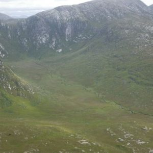 Upper Reaches of the Clady System at the Poison Glen