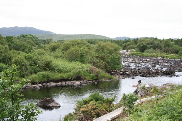 Lackagh River. ©John Todd